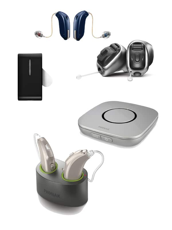 Hearing Aid Selections